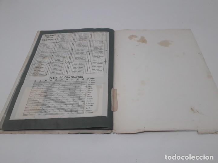 Coleccionismo deportivo: Albúm de Fútbol Campeonatos Nacionales de Fútbol 1954 Incompleto (faltan 49 de 306 números) - Foto 30 - 204800851