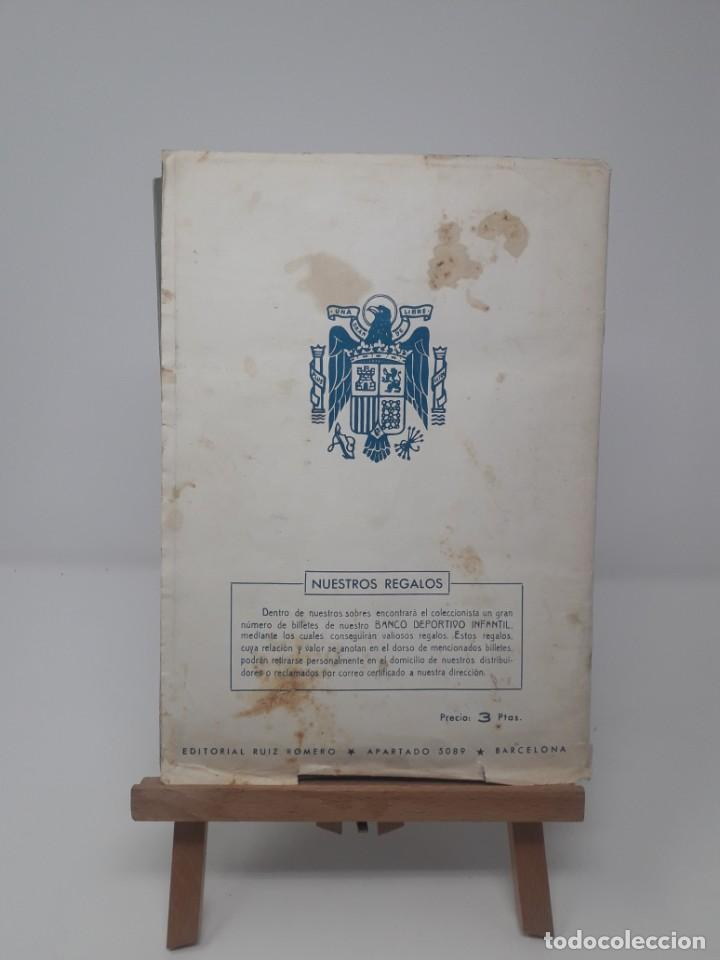 Coleccionismo deportivo: Albúm de Fútbol Campeonatos Nacionales de Fútbol 1954 Incompleto (faltan 49 de 306 números) - Foto 4 - 204800851