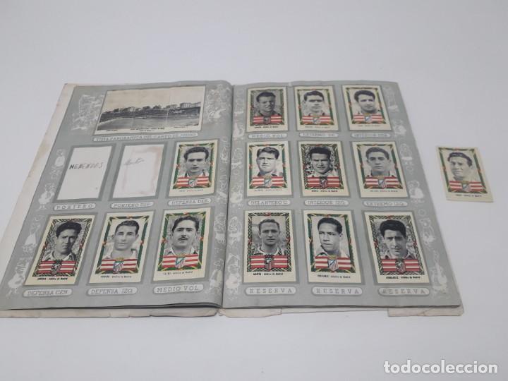 Coleccionismo deportivo: Albúm de Fútbol Campeonatos Nacionales de Fútbol 1954 Incompleto (faltan 49 de 306 números) - Foto 9 - 204800851