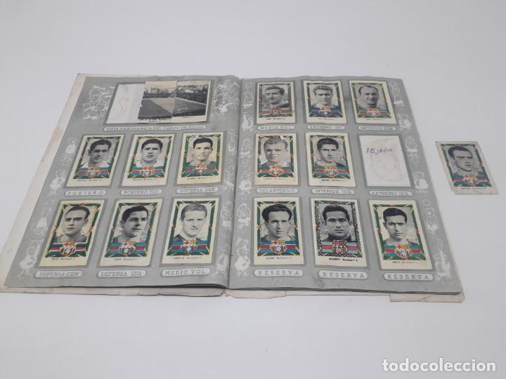 Coleccionismo deportivo: Albúm de Fútbol Campeonatos Nacionales de Fútbol 1954 Incompleto (faltan 49 de 306 números) - Foto 11 - 204800851