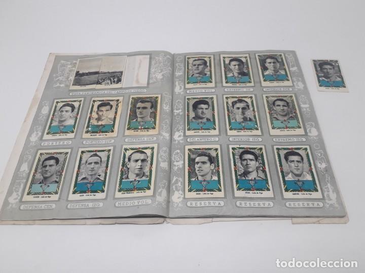 Coleccionismo deportivo: Albúm de Fútbol Campeonatos Nacionales de Fútbol 1954 Incompleto (faltan 49 de 306 números) - Foto 12 - 204800851