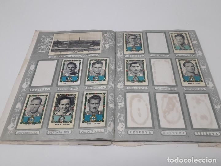 Coleccionismo deportivo: Albúm de Fútbol Campeonatos Nacionales de Fútbol 1954 Incompleto (faltan 49 de 306 números) - Foto 14 - 204800851