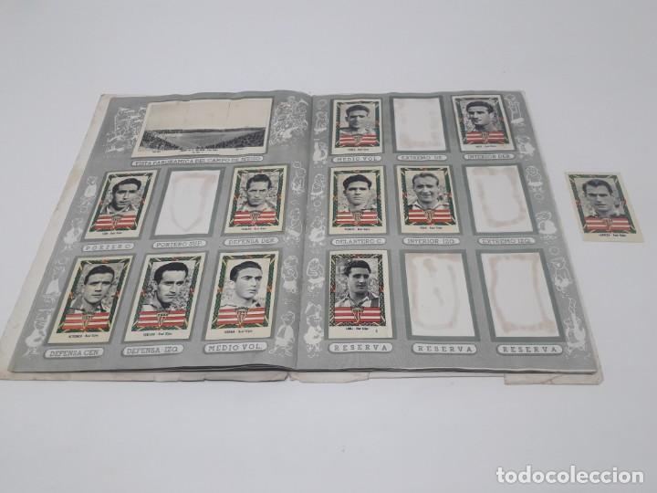 Coleccionismo deportivo: Albúm de Fútbol Campeonatos Nacionales de Fútbol 1954 Incompleto (faltan 49 de 306 números) - Foto 16 - 204800851