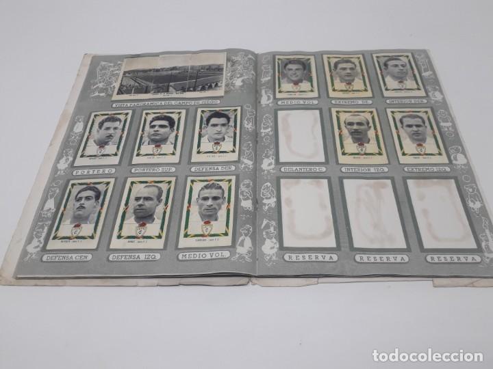 Coleccionismo deportivo: Albúm de Fútbol Campeonatos Nacionales de Fútbol 1954 Incompleto (faltan 49 de 306 números) - Foto 17 - 204800851