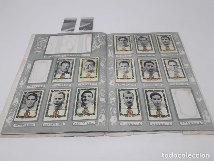 Coleccionismo deportivo: Albúm de Fútbol Campeonatos Nacionales de Fútbol 1954 Incompleto (faltan 49 de 306 números) - Foto 18 - 204800851