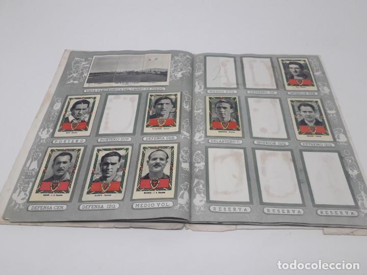 Coleccionismo deportivo: Albúm de Fútbol Campeonatos Nacionales de Fútbol 1954 Incompleto (faltan 49 de 306 números) - Foto 19 - 204800851