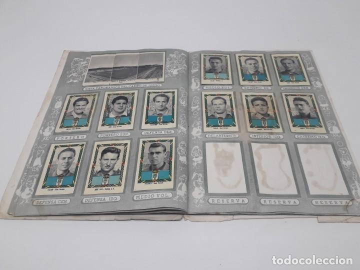 Coleccionismo deportivo: Albúm de Fútbol Campeonatos Nacionales de Fútbol 1954 Incompleto (faltan 49 de 306 números) - Foto 20 - 204800851