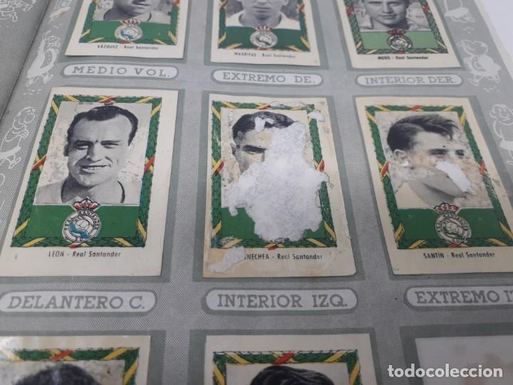 Coleccionismo deportivo: Albúm de Fútbol Campeonatos Nacionales de Fútbol 1954 Incompleto (faltan 49 de 306 números) - Foto 23 - 204800851