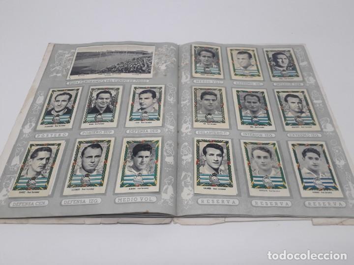 Coleccionismo deportivo: Albúm de Fútbol Campeonatos Nacionales de Fútbol 1954 Incompleto (faltan 49 de 306 números) - Foto 25 - 204800851