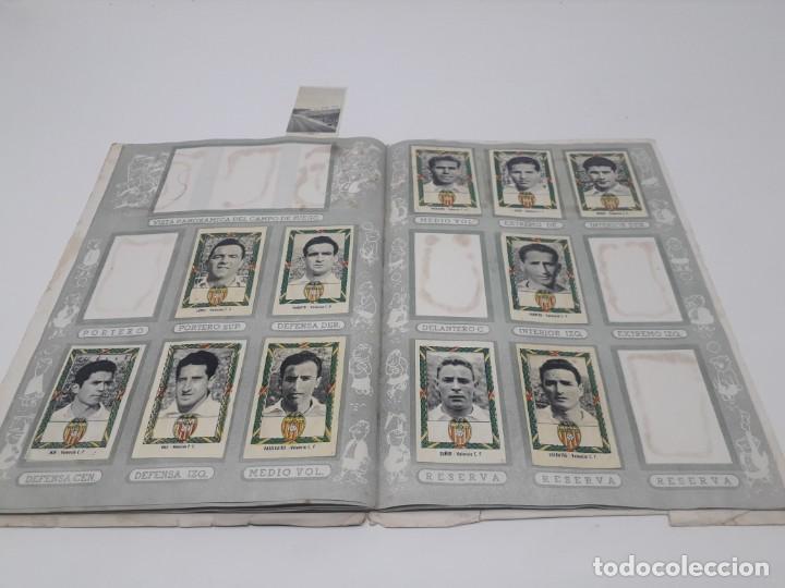 Coleccionismo deportivo: Albúm de Fútbol Campeonatos Nacionales de Fútbol 1954 Incompleto (faltan 49 de 306 números) - Foto 26 - 204800851