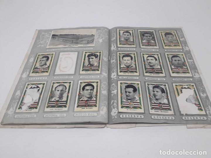 Coleccionismo deportivo: Albúm de Fútbol Campeonatos Nacionales de Fútbol 1954 Incompleto (faltan 49 de 306 números) - Foto 27 - 204800851