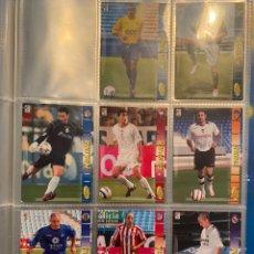 Coleccionismo deportivo: ALBUM CON 340 CROMOS MEGACRACKS 2004 2005. Lote 205383666