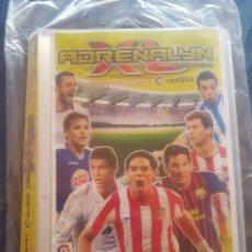 Colecionismo desportivo: ALBUM ADRENALYN 2011 2012 VACIO NUEVO SIN ESTRENAR. Lote 205540763