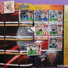 Coleccionismo deportivo: ALBUM 92 CROMOS FUTBOL 2006-2007 ( 72 PEGADOS 20 SIN PEGAR) COLECCIONES ESTE. Lote 205580136