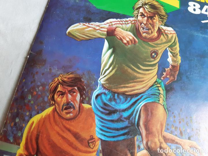 Coleccionismo deportivo: ALBUM DE CROMOS DE FUTBOL GOL - FALTA 1 CROMO - CAMPEONATO DE LIGA 84 85 - EDITORIAL MAGA - 84/85 - Foto 2 - 205585248