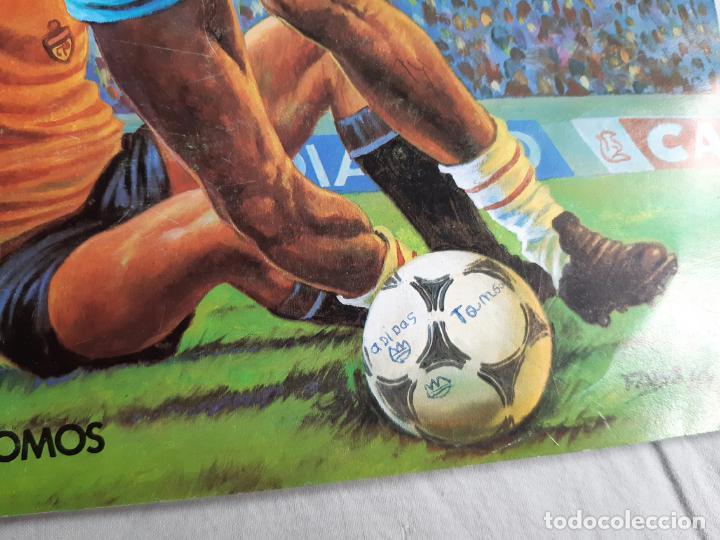 Coleccionismo deportivo: ALBUM DE CROMOS DE FUTBOL GOL - FALTA 1 CROMO - CAMPEONATO DE LIGA 84 85 - EDITORIAL MAGA - 84/85 - Foto 3 - 205585248