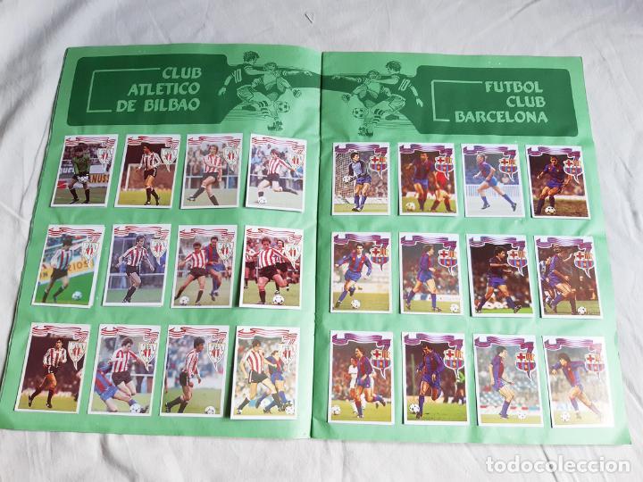 Coleccionismo deportivo: ALBUM DE CROMOS DE FUTBOL GOL - FALTA 1 CROMO - CAMPEONATO DE LIGA 84 85 - EDITORIAL MAGA - 84/85 - Foto 5 - 205585248