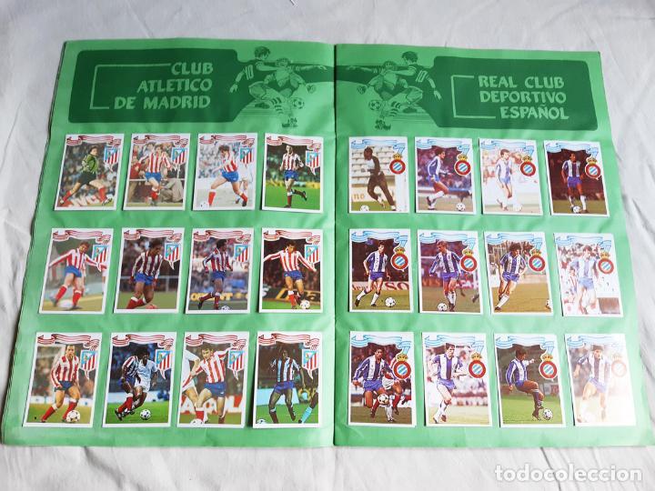 Coleccionismo deportivo: ALBUM DE CROMOS DE FUTBOL GOL - FALTA 1 CROMO - CAMPEONATO DE LIGA 84 85 - EDITORIAL MAGA - 84/85 - Foto 7 - 205585248