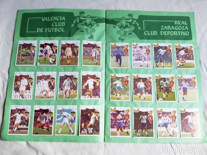 Coleccionismo deportivo: ALBUM DE CROMOS DE FUTBOL GOL - FALTA 1 CROMO - CAMPEONATO DE LIGA 84 85 - EDITORIAL MAGA - 84/85 - Foto 8 - 205585248