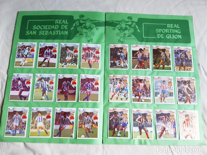 Coleccionismo deportivo: ALBUM DE CROMOS DE FUTBOL GOL - FALTA 1 CROMO - CAMPEONATO DE LIGA 84 85 - EDITORIAL MAGA - 84/85 - Foto 9 - 205585248