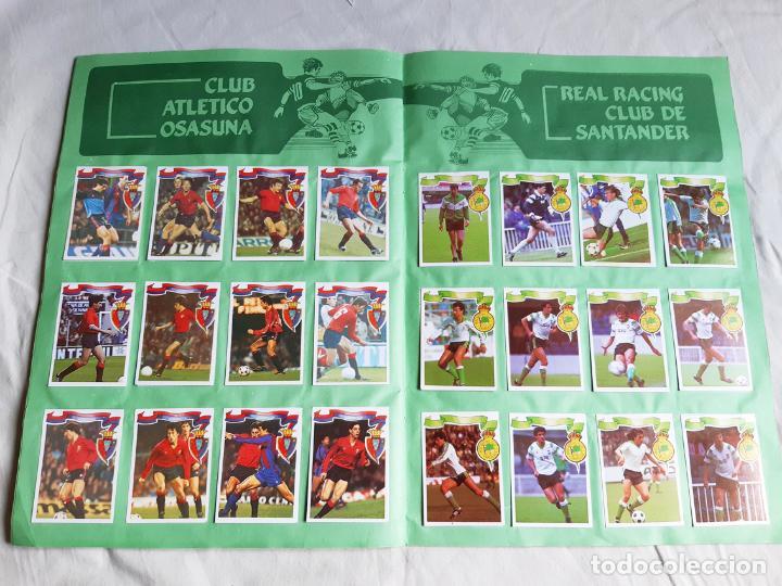 Coleccionismo deportivo: ALBUM DE CROMOS DE FUTBOL GOL - FALTA 1 CROMO - CAMPEONATO DE LIGA 84 85 - EDITORIAL MAGA - 84/85 - Foto 14 - 205585248