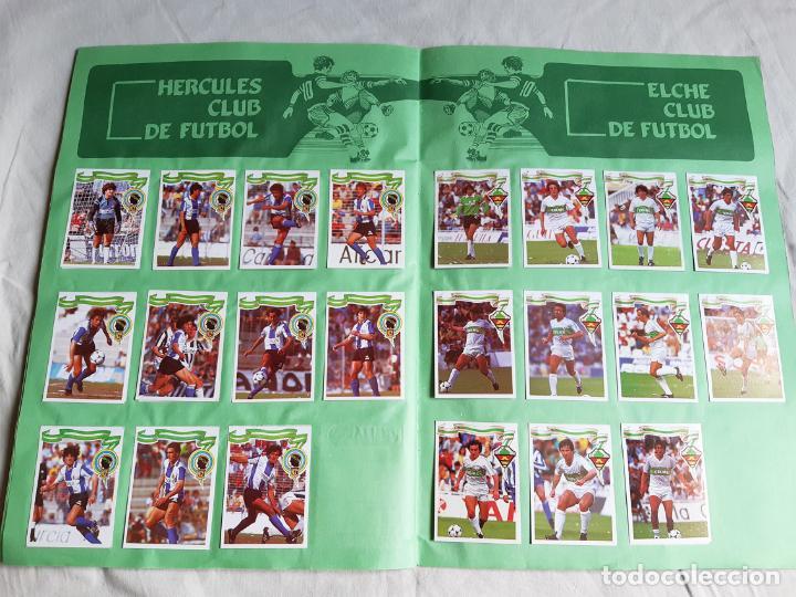 Coleccionismo deportivo: ALBUM DE CROMOS DE FUTBOL GOL - FALTA 1 CROMO - CAMPEONATO DE LIGA 84 85 - EDITORIAL MAGA - 84/85 - Foto 15 - 205585248