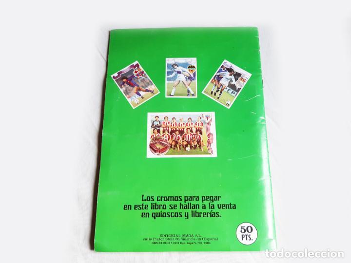 Coleccionismo deportivo: ALBUM DE CROMOS DE FUTBOL GOL - FALTA 1 CROMO - CAMPEONATO DE LIGA 84 85 - EDITORIAL MAGA - 84/85 - Foto 17 - 205585248