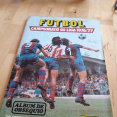 Coleccionismo deportivo: ESTE 76 77 1976 1977 ALBUM. Lote 205673422