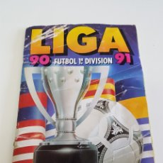 Coleccionismo deportivo: ALBUM LIGA 90-91 OPORTUNIDAD FICHAJE FERRER N°29 SIN PEGAR. Lote 205826446