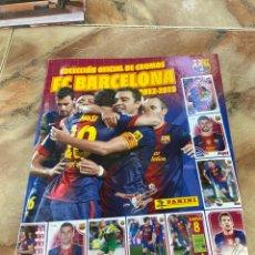 Coleccionismo deportivo: COLECCION OFICIAL DE CROMOS FC BARCELONA 2012-2013. Lote 206146071