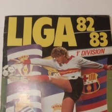 Coleccionismo deportivo: ALBUM FUTBOL LIGA 82-83 EDICIONES ESTE -INCOMPLETO- (G). Lote 206223853