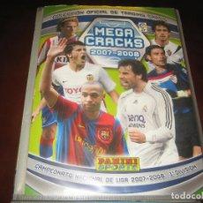 Coleccionismo deportivo: MEGA CRACKS 2007-08 - MUY BUEN ESTADO - 436 CROMOS. Lote 207237211