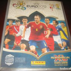 Coleccionismo deportivo: UEFA EURO 2012 - MUY NUEVO CON 93 CROMOS. Lote 207237613