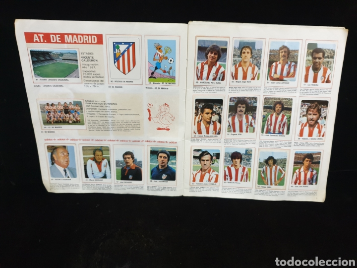 Coleccionismo deportivo: LIGA 80/81 - Foto 4 - 207267916