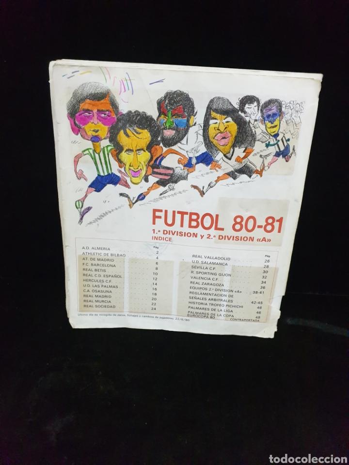 Coleccionismo deportivo: LIGA 80/81 - Foto 25 - 207267916