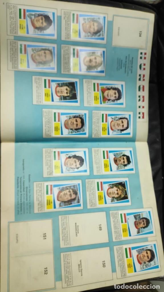 Coleccionismo deportivo: CAMPEONATO MUNDIAL ARGENTINA 78 ( PEGADOS EN UN ALBUM AL QUE NO CORRESPONDEN ) INCOMPLETO - Foto 10 - 207285602
