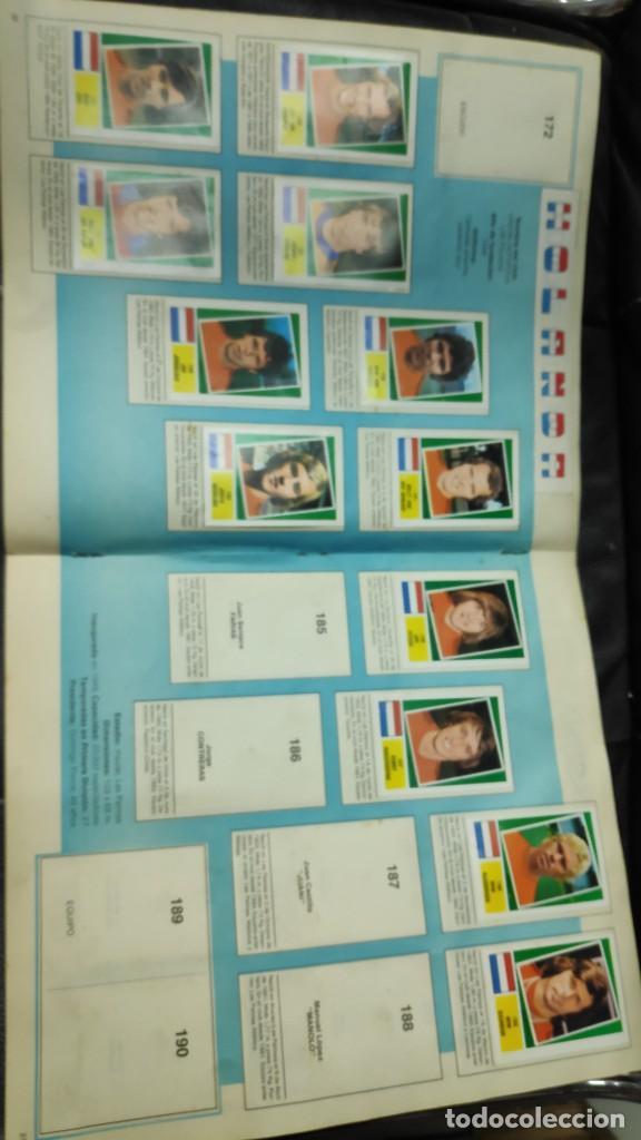 Coleccionismo deportivo: CAMPEONATO MUNDIAL ARGENTINA 78 ( PEGADOS EN UN ALBUM AL QUE NO CORRESPONDEN ) INCOMPLETO - Foto 13 - 207285602