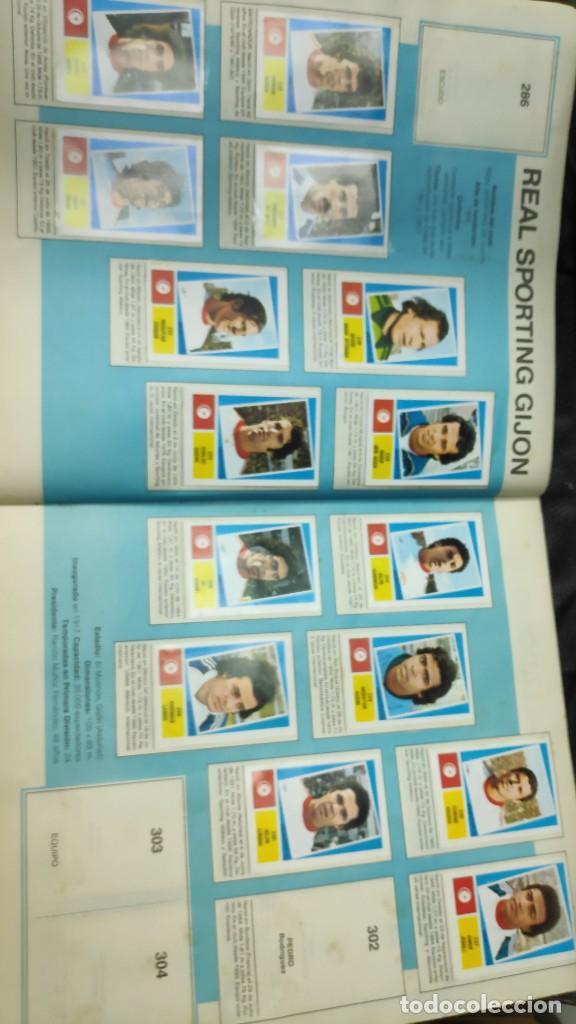 Coleccionismo deportivo: CAMPEONATO MUNDIAL ARGENTINA 78 ( PEGADOS EN UN ALBUM AL QUE NO CORRESPONDEN ) INCOMPLETO - Foto 16 - 207285602