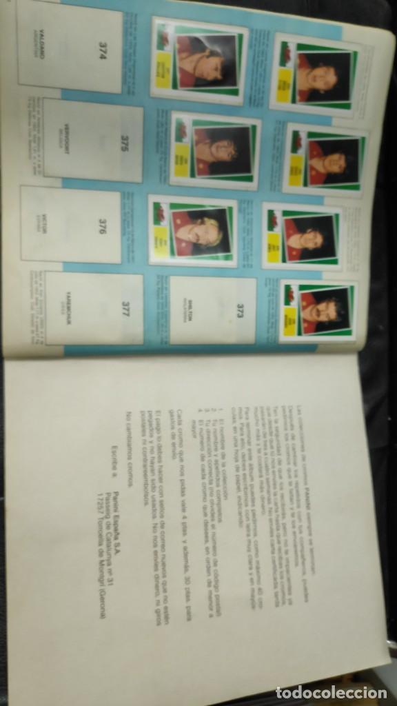 Coleccionismo deportivo: CAMPEONATO MUNDIAL ARGENTINA 78 ( PEGADOS EN UN ALBUM AL QUE NO CORRESPONDEN ) INCOMPLETO - Foto 21 - 207285602
