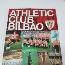 Coleccionismo deportivo: ALBUM PLANCHA ATHLETIC CLUB BILBAO PANINI (IMPOLUTO). Lote 207296455