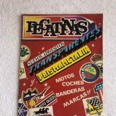 Coleccionismo deportivo: ALBUM PEGATINAS 1982 DIFUSORA DE CULTURA DIDEC CON FUTBOL COMPLETO, VER Y LEER DESCRIPCION. Lote 209107690