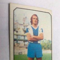 Colecionismo desportivo: CROMO NUNCA PEGADO LONGHI ESPAÑOL COLOCA LIGA 77/78 EDITORIAL ESTE. Lote 209937785