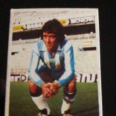 Colecionismo desportivo: CROMO NUNCA PEGADO CASTRONOVO MALAGA COLOCA LIGA 1974/75 EDITORIAL ESTE. Lote 209958065