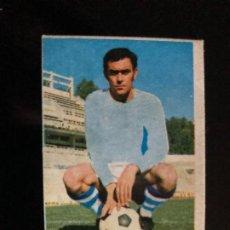 Coleccionismo deportivo: CROMO NUNCA PEGADO BUA CELTA DE VIGO ULTIMO FICHAJE NUMERO 4 LIGA 1974/75 EDITORIAL ESTE. Lote 209958581