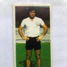 Colecionismo desportivo: CROMO NUNCA PEGADO AMEIJENDA UD SALMANCA ULTIMO FICHAJE NUMERO 34 LIGA 1975/76 EDITORIAL ESTE. Lote 209961782
