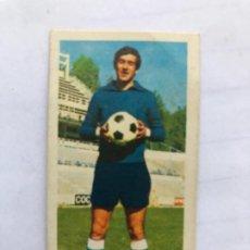 Coleccionismo deportivo: CROMO NUNCA PEGADO DEUSTO HERCULES CF ULTIMO FICHAJE NUMERO 6 LIGA 1975/76 EDITORIAL ESTE. Lote 209962021