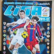 Coleccionismo deportivo: EDICIONES ESTE 2011 -12 CONTIENE 390 CROMOS DOBLES PEGADOS. Lote 210470365