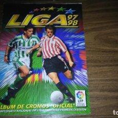 Coleccionismo deportivo: ED. ESTE 1997 1998 97 98 - ALBUM CON 467 (LEER DESCRIPCION Y VER FOTOS). Lote 210664119