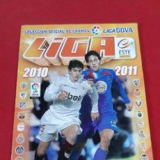 Coleccionismo deportivo: ÁLBUM DE CROMOS COLECCIONES ESTE LIGA 2010/2011 CON 85 CROMOS. Lote 210694084
