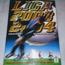 Coleccionismo deportivo: ÁLBUM LIGA 03/04. Lote 210796971